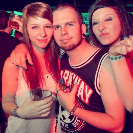 Addicted To Rock - Vienna Rock Ball Auftakt @ U4