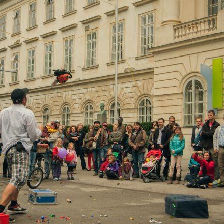 Buskers Festival Tag 2 @ Karlsplatz