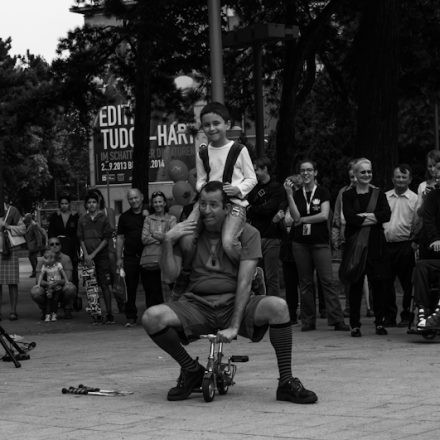 Buskers Festival Tag 3 @ Karlsplatz