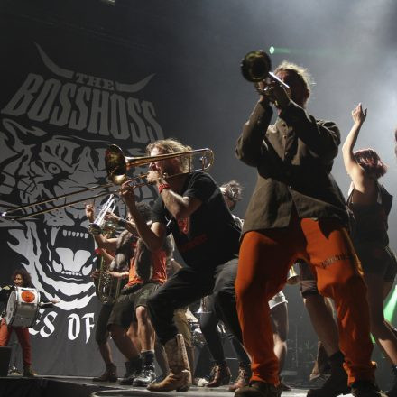 The Bosshoss @ Stadthalle