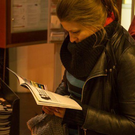 VOLUME Filmpremiere: Grand Budapest Hotel @ Gasometer