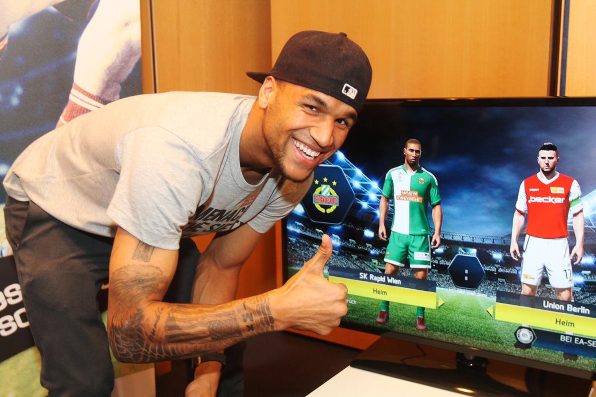 FIFA Pressecup 2014 @ WienEnergie Haus