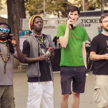 Rap Against Day @ Karlsplatz