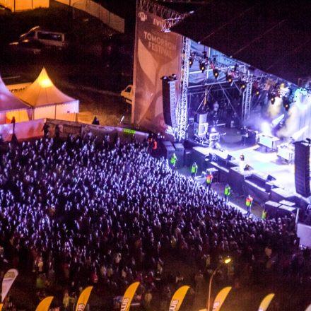 Tomorrow Festival - Tag 2 & 3 @ AKW Zwentendorf