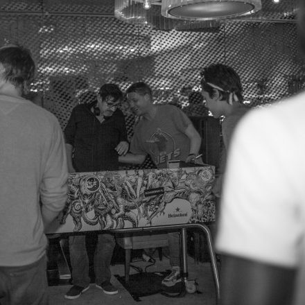 20 Years of Hip Hop @ Cafe Leoplold