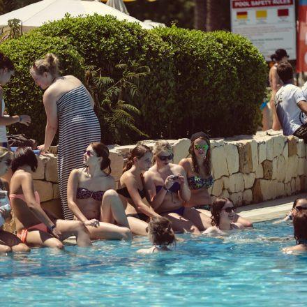 Summer Splash Week1 - Day1 @ Pegasos Resort