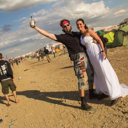 Nova Rock Festival 2014 - Day 3 @ Pannonia Fields II Part IV