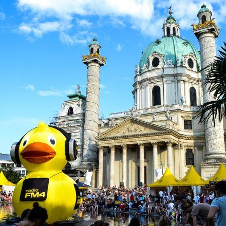 Popfest 2014 @ Karlsplatz