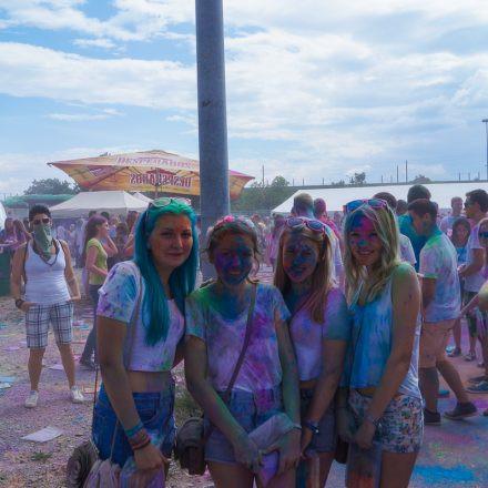 HOLI Festival der Farben St. Pölten