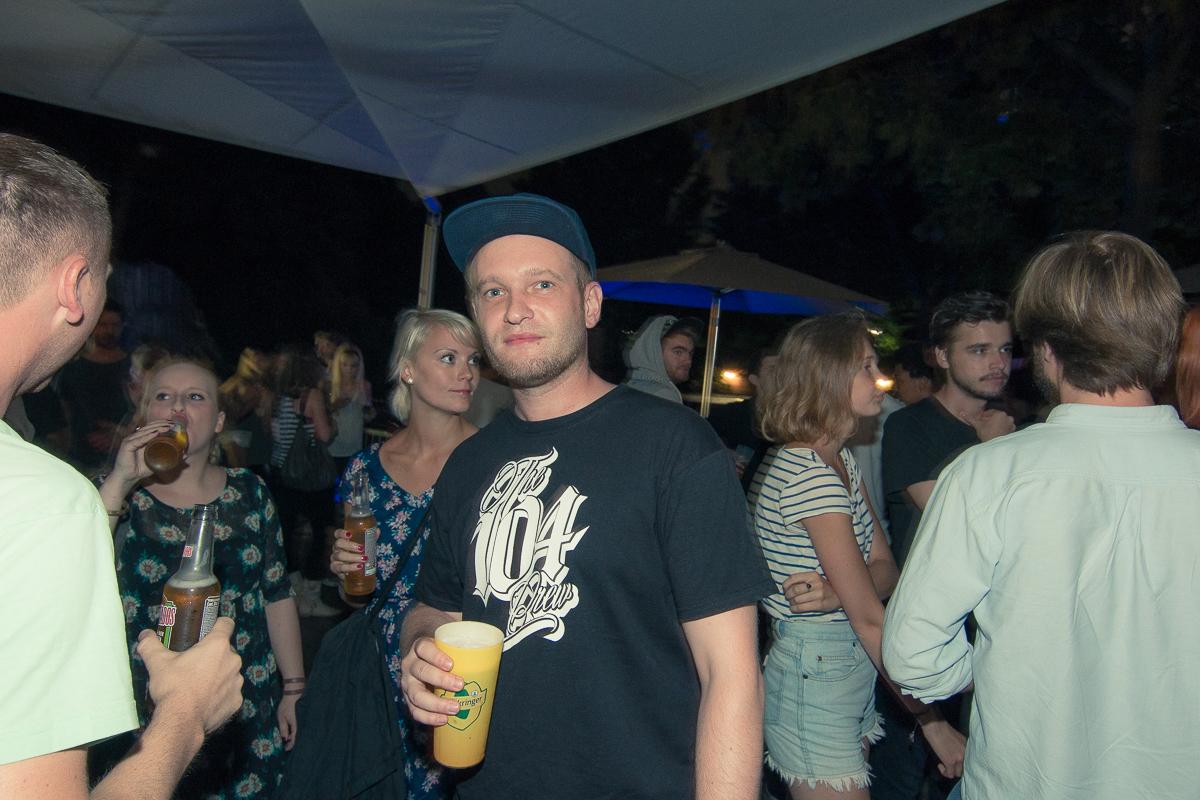 Techno Sonntag Sommerfest @ Pratersauna