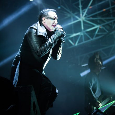 Marilyn Manson - Sold out @ Arena Wien Open Air