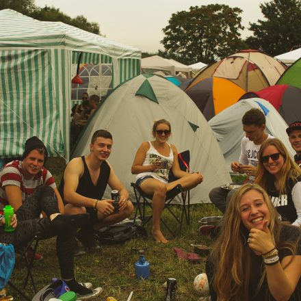 Frequency Festival 2014 Day 0 @ Green Park [Supp. by Marcus & Yaroslav]