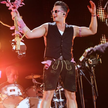 Andreas Gabalier - Mega Open Air Tour 2014 @ Krieau Wien
