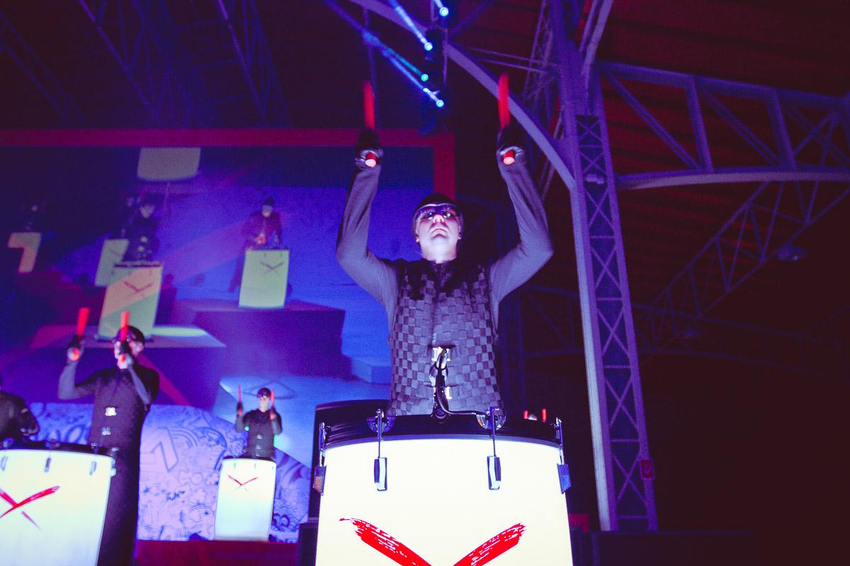 X-NIGHT ft. Alle Farben @ Marx Halle