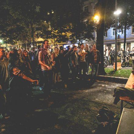 Gürtel Nightwalk @ Gürtel/Auslage