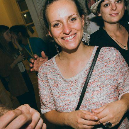 Buskers Festival Aftershowparty Day 2 / Part 2 @ TU Wien