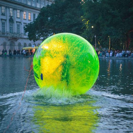 Buskers Festival Day 3 Part 1 @ Karlsplatz