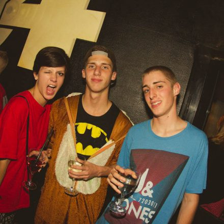 Pyjama Party Wien Vol.2 @ U4