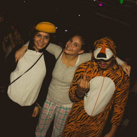 Pyjama Party Wien Vol.2 @ U4
