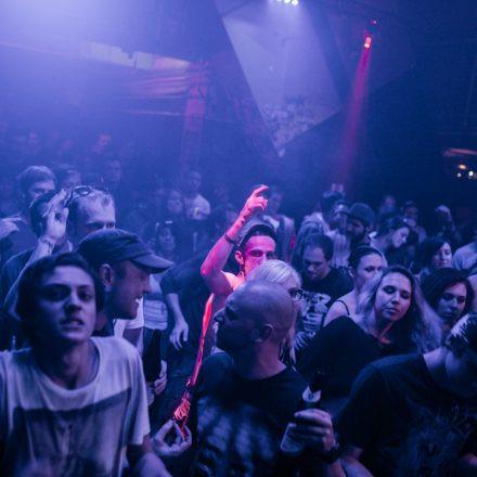 Acherontic feat. Hallucinator & eRRe @ Fluc_Wanne