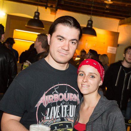 Black Stone Cherry @ Ottakringer Brauerei