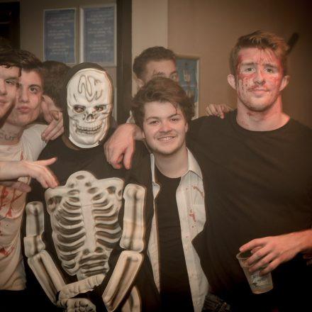 Hospitality Halloween @ LEEDS!!