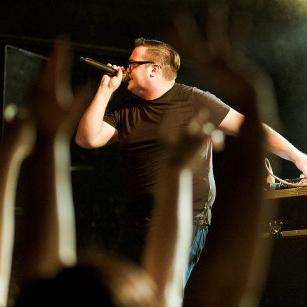 Gramatik Live @ Arena Wien (Photosupport by Sammy Kreuz)