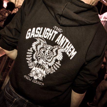 The Gaslight Anthem @ Gasometer