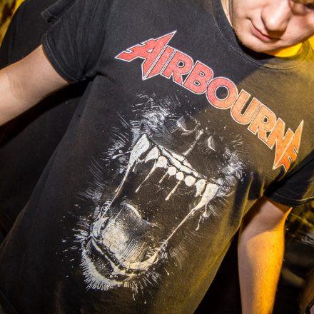 Airbourne @ Arena