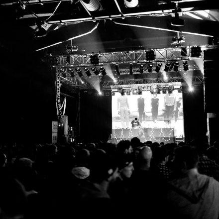Yasiin Bey aka Mos Def @ Arena