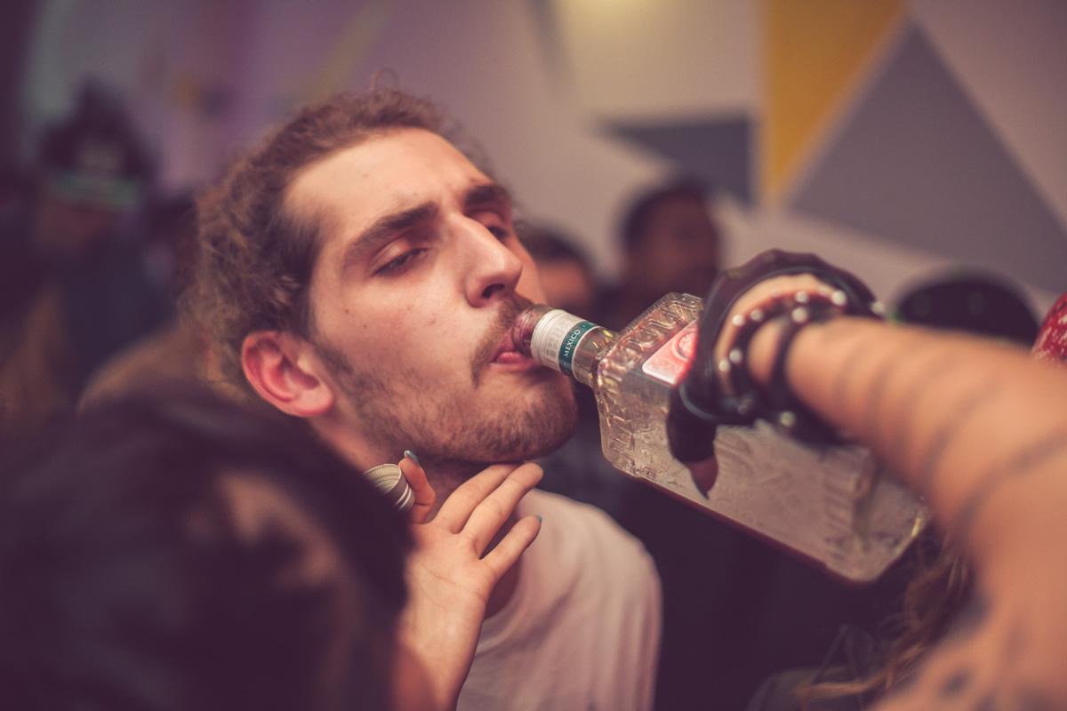 Masters of Dirt X Party Armageddon @ Loft