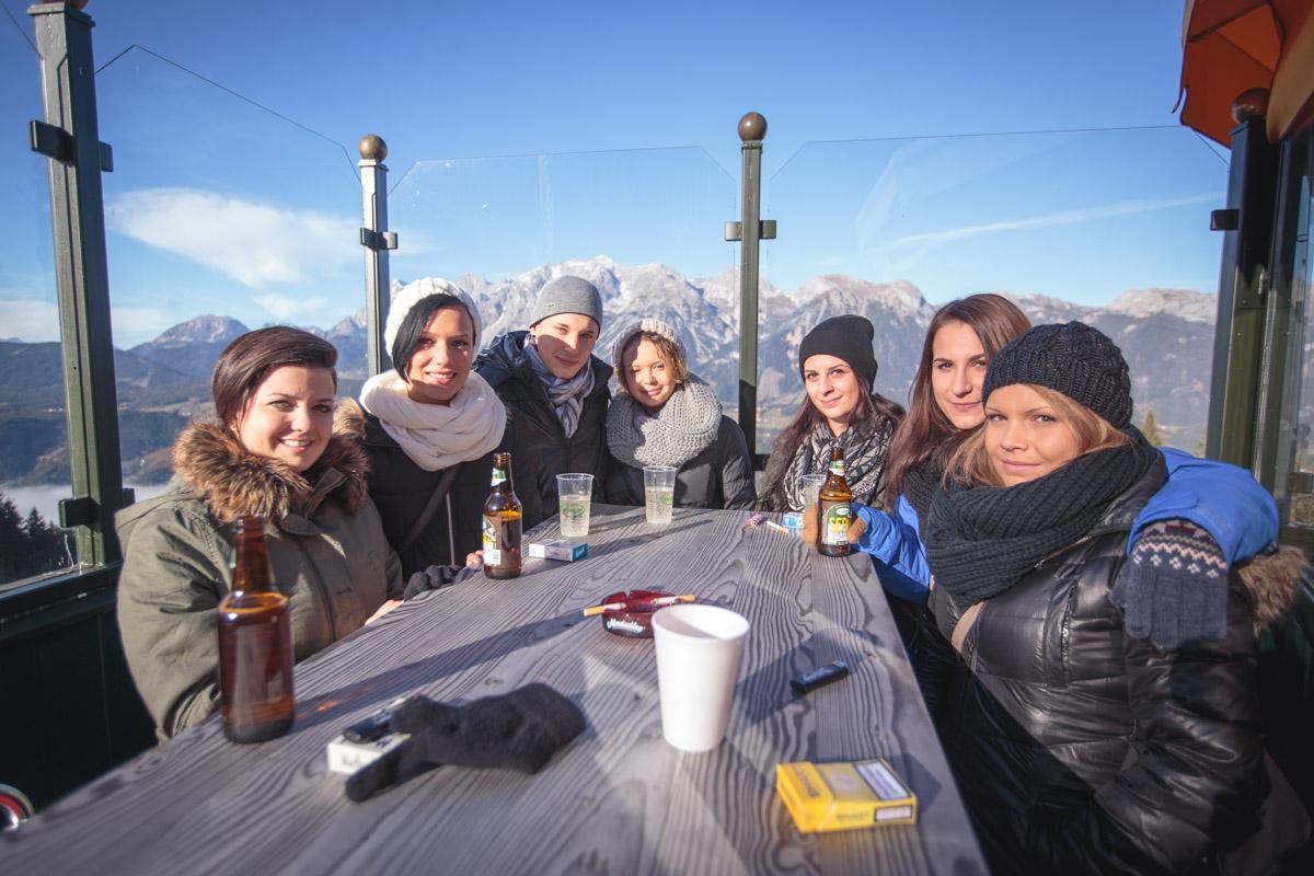 Snow Break Day 2 @ Schladming