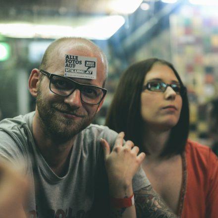 Zuckerwatt & Crazy mit Dave Clarke @ Flex