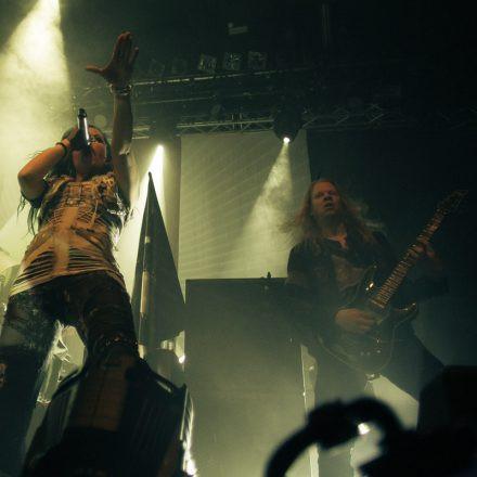 Kreator, Arch Enemy, Sodom, Vader @ Gasometer