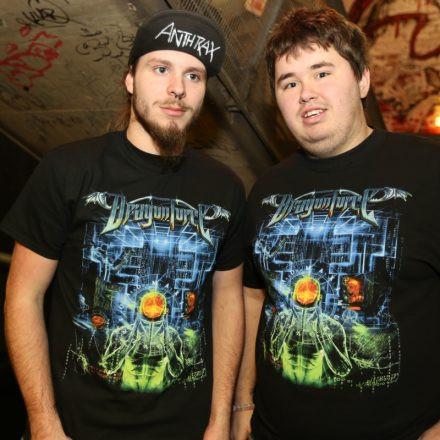 Epica & Dragonforce @ Arena