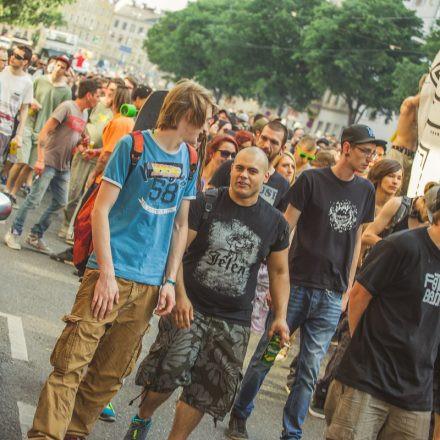 PeaceParade Vienna 2015