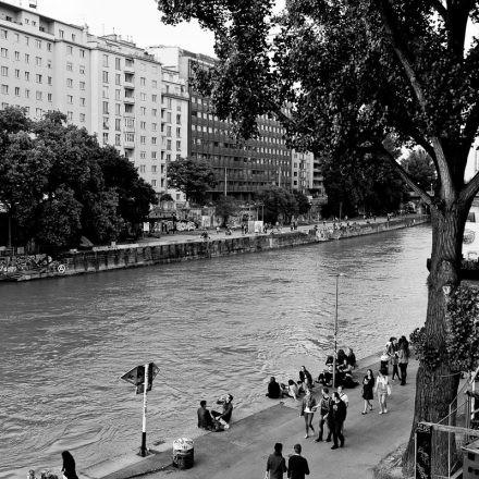 Donaukanaltreiben @ Hermann Strandbar