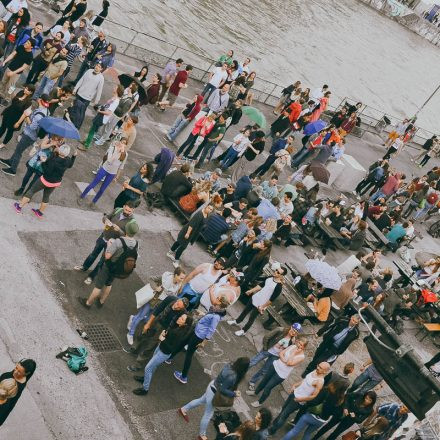 Donaukanaltreiben @ Flex