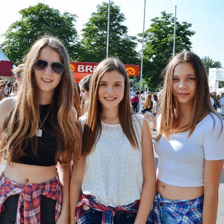 One Direction @ Ernst Happel Stadion