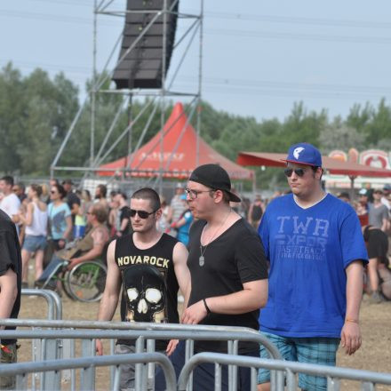 Nova Rock Festival 2015 - Tag 2 @ Pannonia Fields Part IV