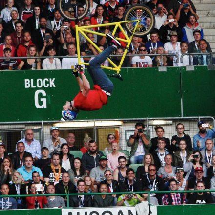 Nitro Circus @ Ernst Happel Stadion