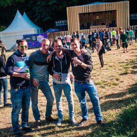 Urban Art Forms Festival 2015 - Tag 3 @ Ottakringer Arena Wiesen Part I