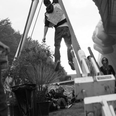 Urban Art Forms Festival 2015 - Tag 2 @ Wiesen Part III