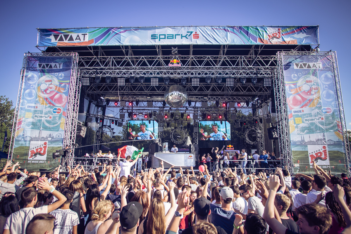 Donauinselfest 2015 - Day 3 @ Donauinsel Part II
