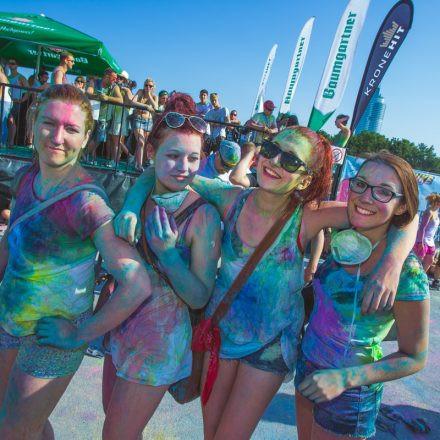 Holi Festival Of Colours Wien @ Donauinsel