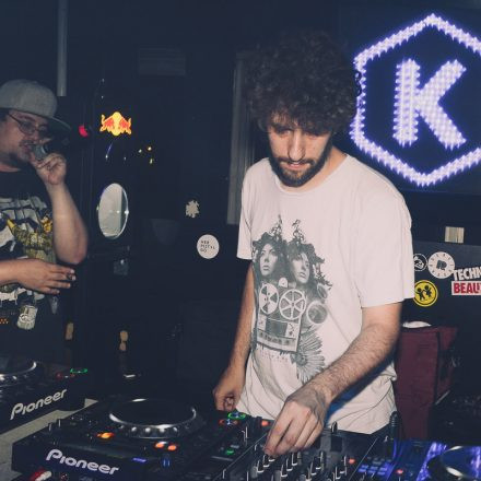 Mainframe Clubnights pres. Xilent's Album Release @ Die Kantine