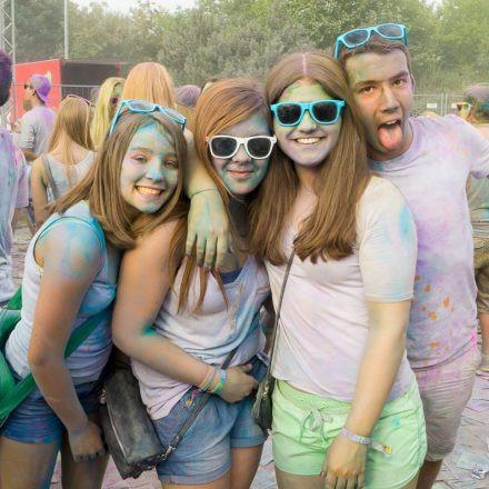 Holi Festival der Farben @ Kaserne St. Pölten