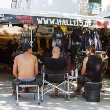 Metaldays Festival 2015 - Day 2 @ Tolmin