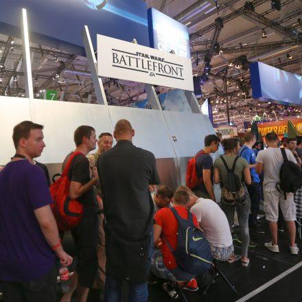Gamescom 2015 @ Kölnmesse