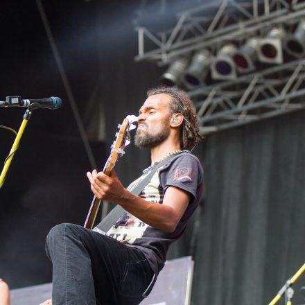 Metaldays Festival 2015 - Day 3@ Tolmin